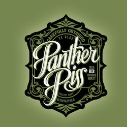ロゴ for Panther Piss by gcsgcs
