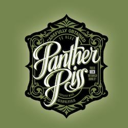 Logotipos para Panther Piss por gcsgcs