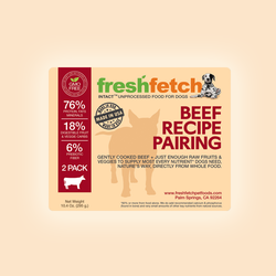 ロゴ for freshfetch Pet Foods by Kirill K