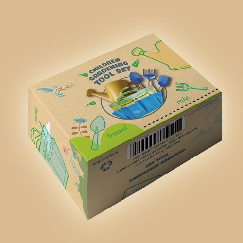 Logo design for ROCA Home by Designotion & Packaging Design - Get A Custom Product Package Design Online ... Aboutintivar.Com