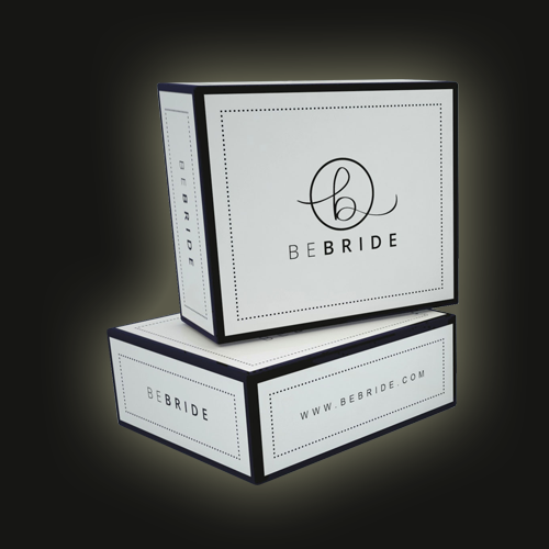 Product packaging for BEBRIDE by JianBranding™