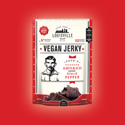 Logo per Louisville Vegan Jerky Co di Mj.vass