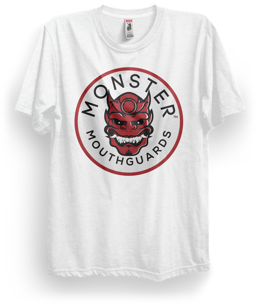 Monster Mouthguards Tシャツ