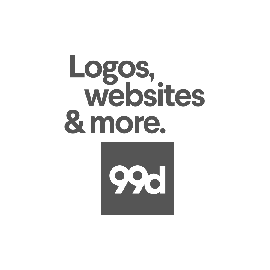 99designs tagline/logomark lockup