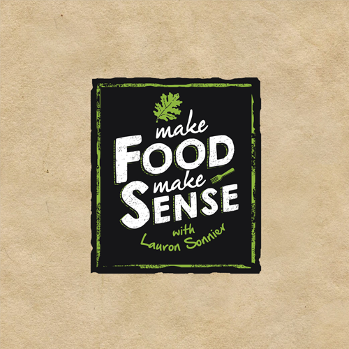 Logo design for Food Sense by Mdna