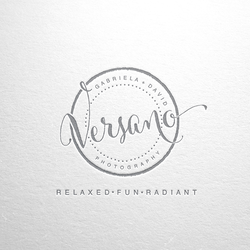 Logo design for Versano Photography by Versano Photography