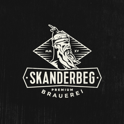 Logo Design For SKANDERBEG By GT Graphics