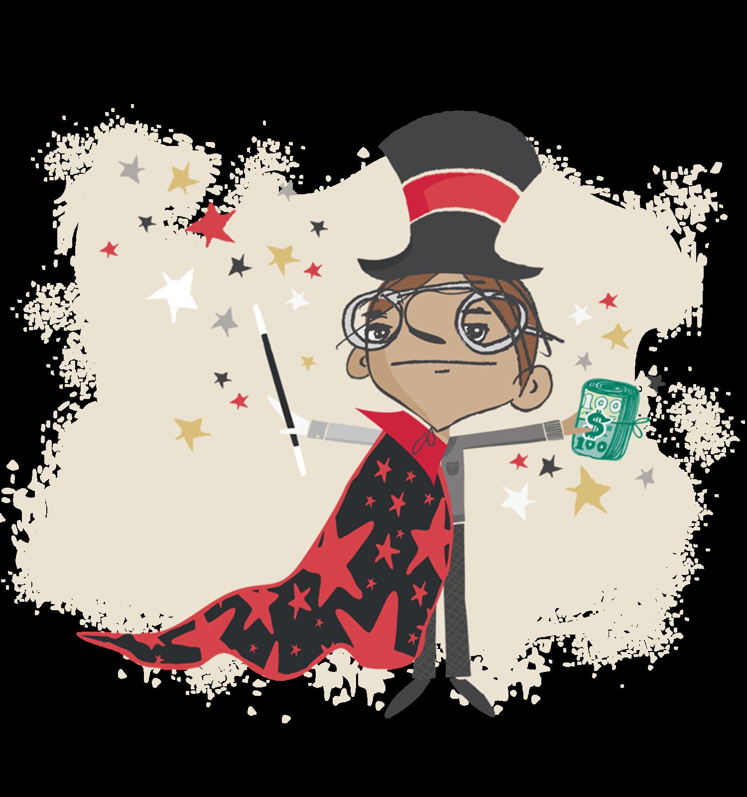 Payroll magician