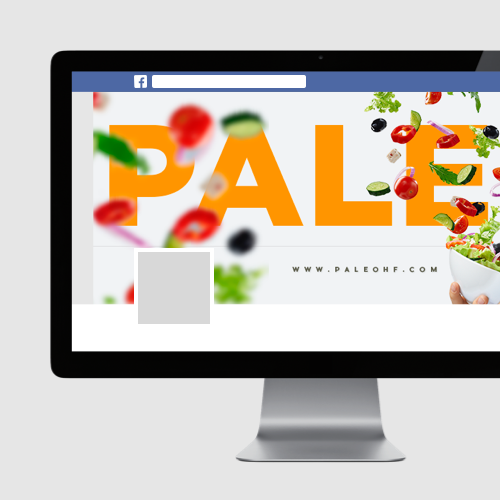 Logo & social media pakket voor Paleo Food door Agustin Z