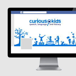 Logotipos para Curious Kids por arsy/graphics