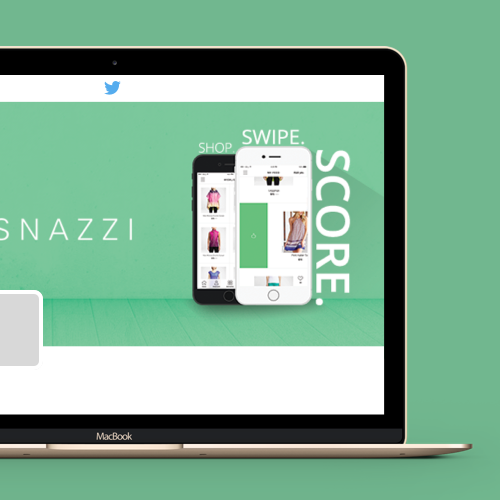 Logo design for Snazzi by Zeljko Kosovac