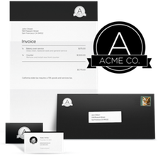 Logo & brand identity pack design