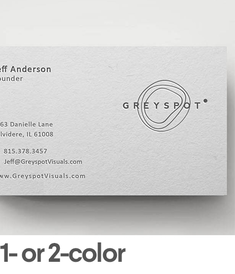 How to design business cards business card design tips for by kelvin cynthia reheart Choice Image