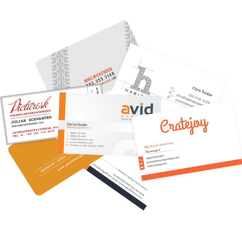 How To Design Business Cards Business Card Design Tips For