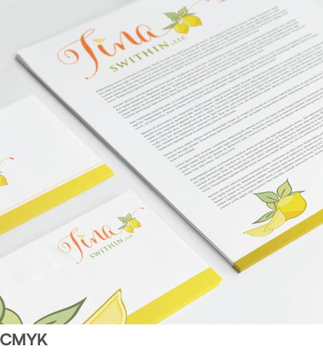designing stationery