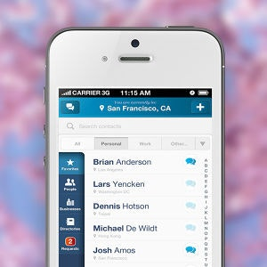 Winning App design entry for Kloud ID
