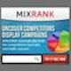 Runner up Banner ad entry for MixRank