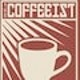 Runner up Book cover entry for The Coffeeist Manifesto