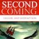 Runner up Book cover entry for The Second Coming