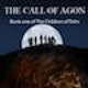 Runner up Book cover entry for The Call of Agon