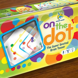 Winning Product packaging entry for Kanga Games