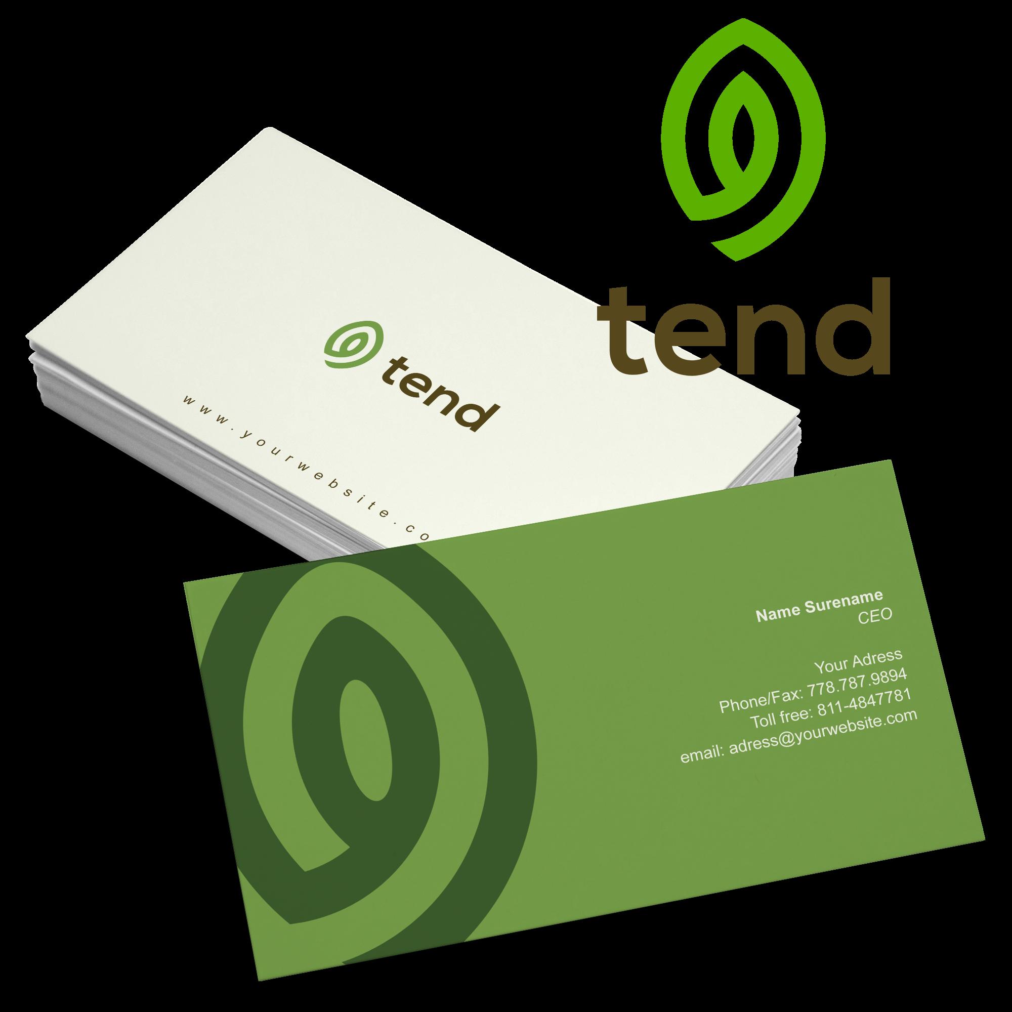 Business Card Logos Get A Custom Logo for Business Cards