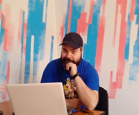 Designer interview