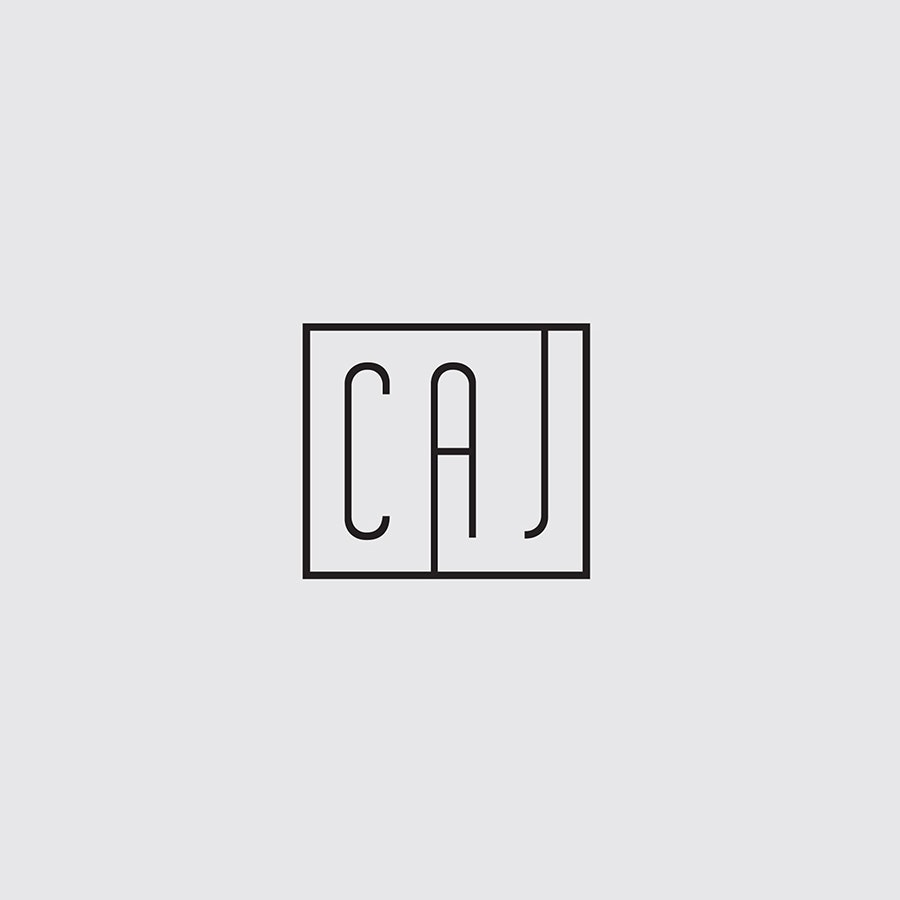 Caj fashion logo