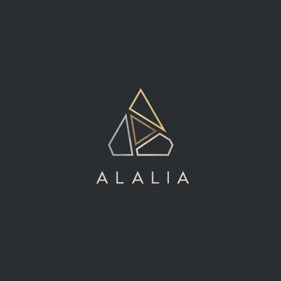 Alalia fashion logo