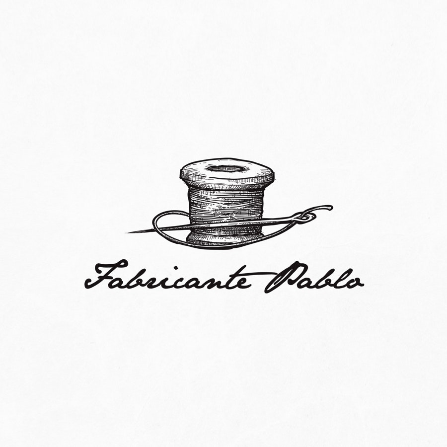 Fabricante Pablo fashion logo