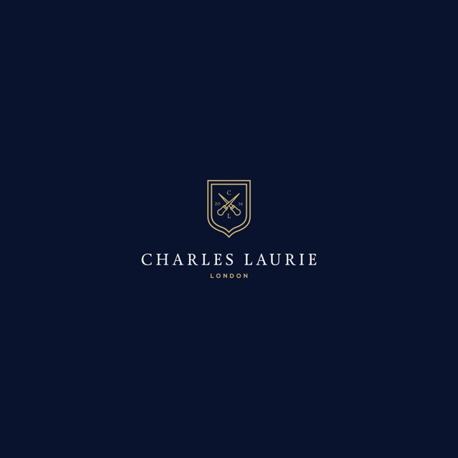 Charles Laurie fashion logo