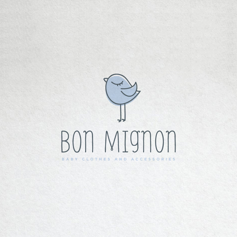 Bon Mignon fashion logo
