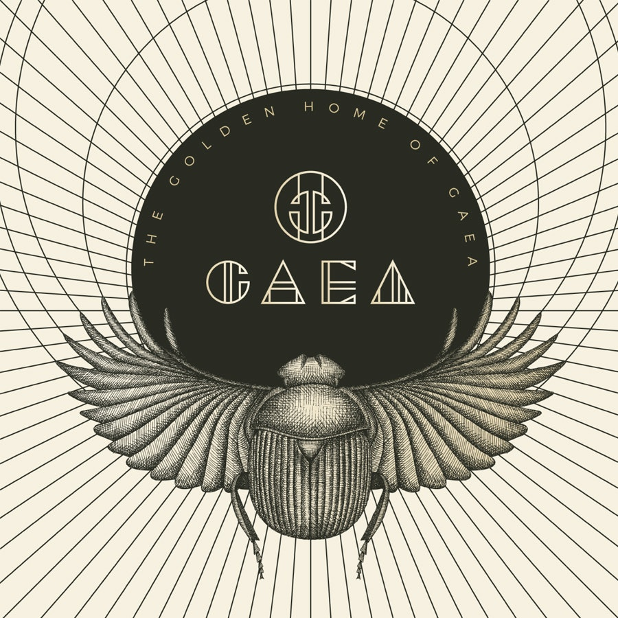 Gaea fashion logo