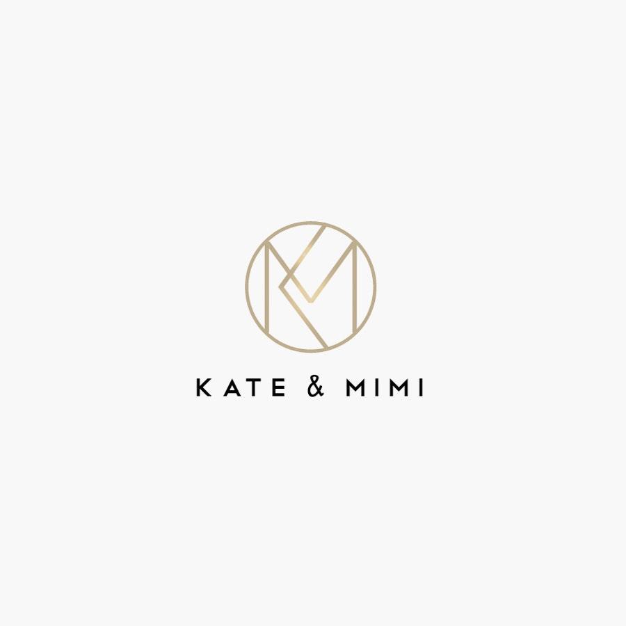 Kate & Mimi fashion logo