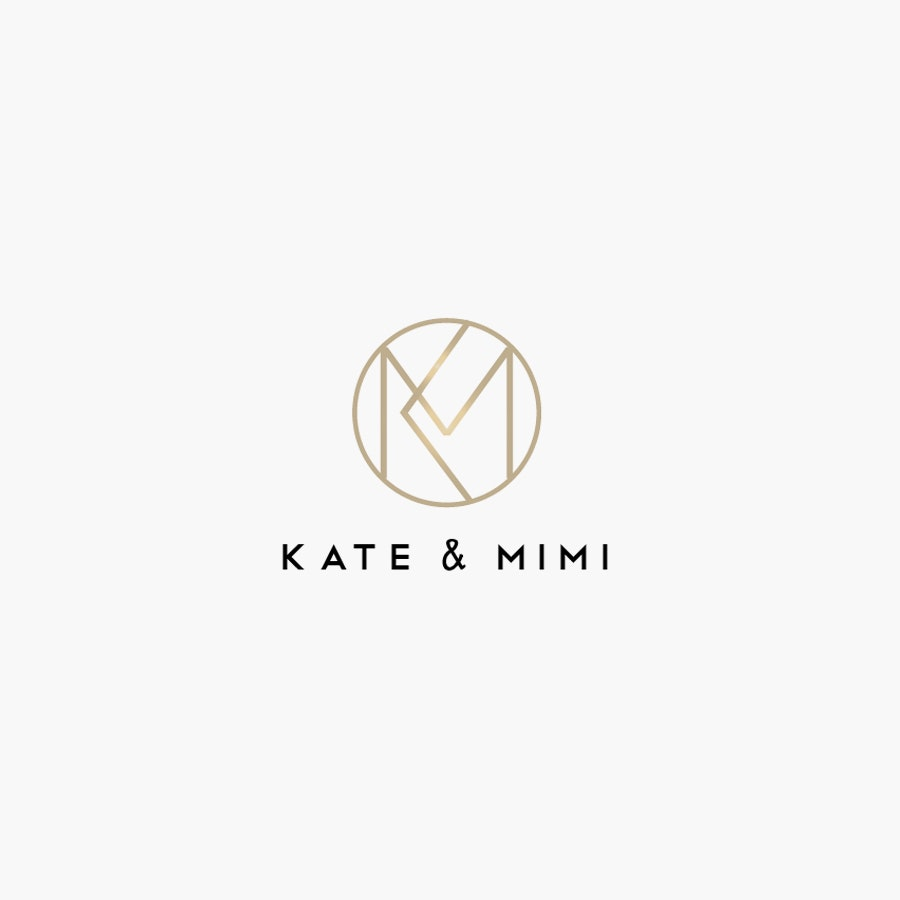 Kate & Mimi fashion logo