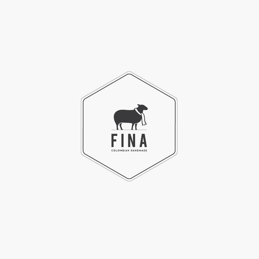 Fina fashion logo
