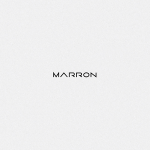Marron fashion logo