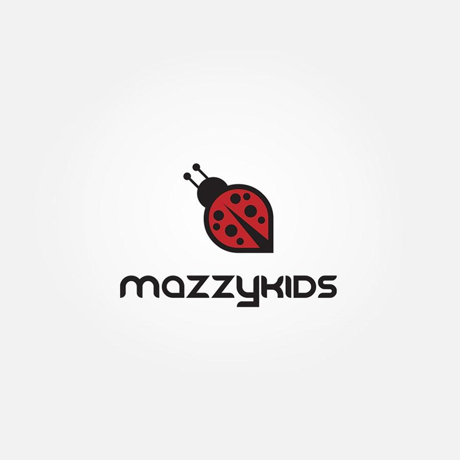 Mazzykids fashion logo