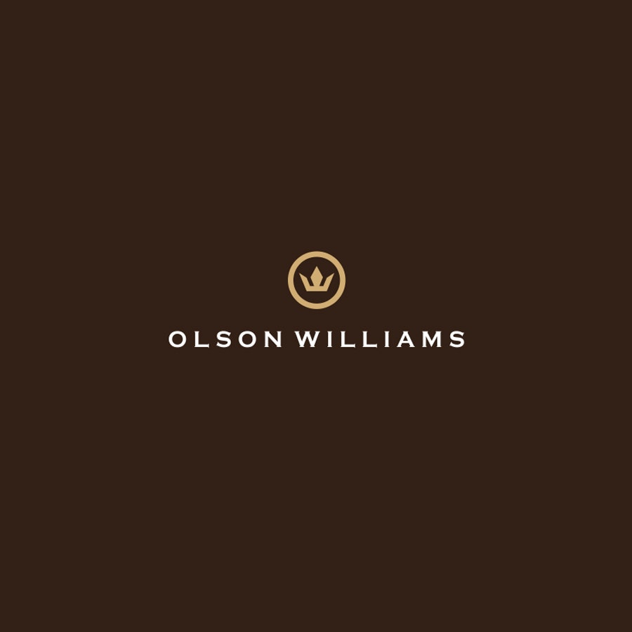 Olson Williams fashion logo