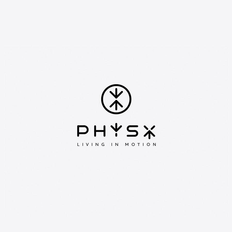 Phisx fashion logo
