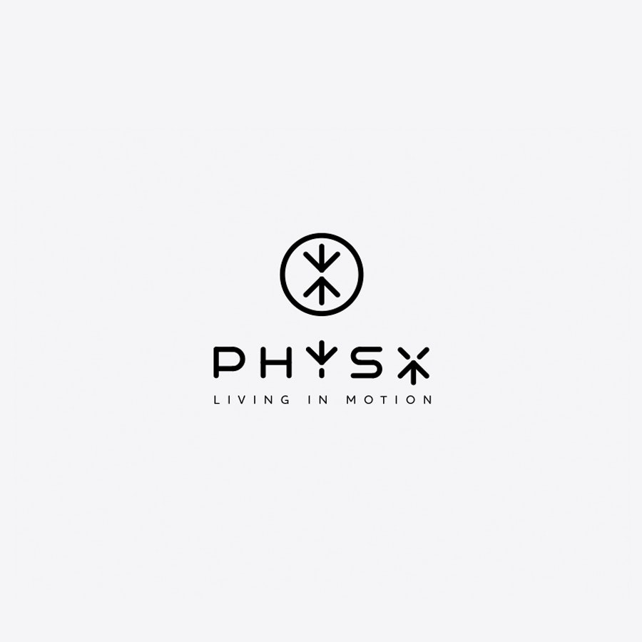 Phisx fashion logo