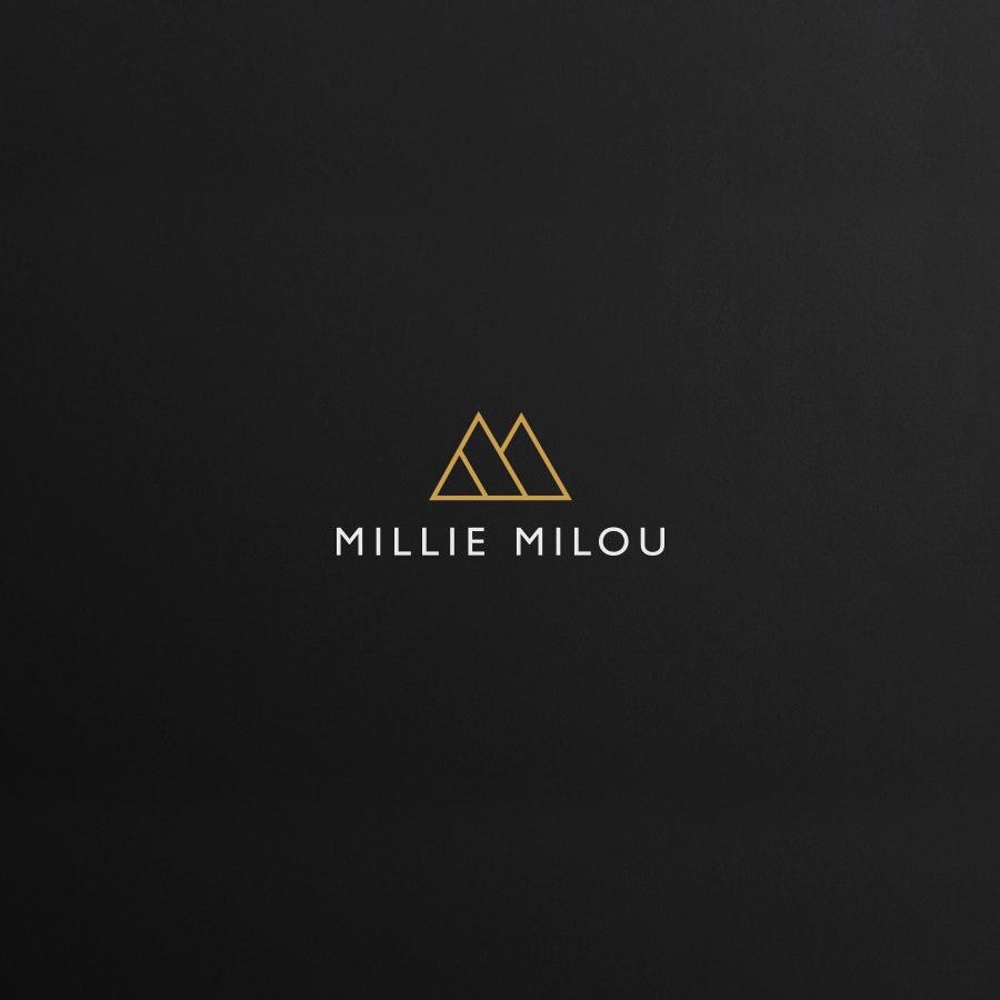 Millie Milou fashion logo