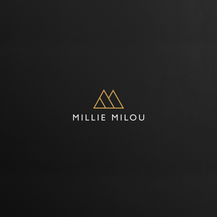 Millie Milou fashion logo