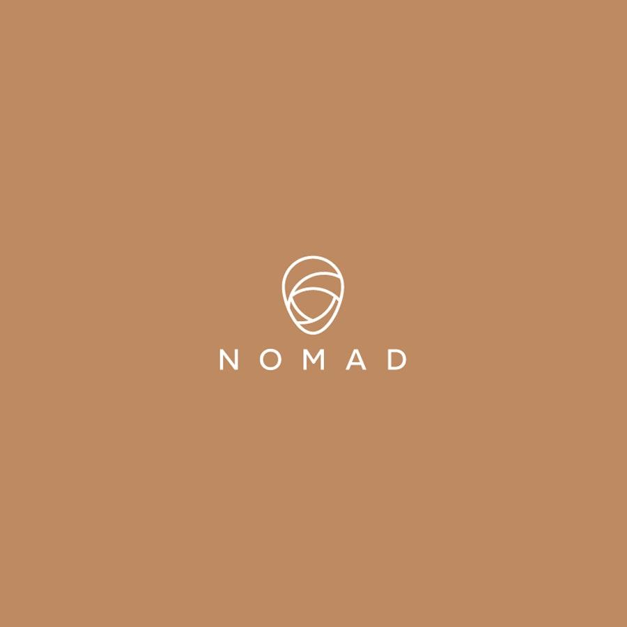 Nomad fashion logo