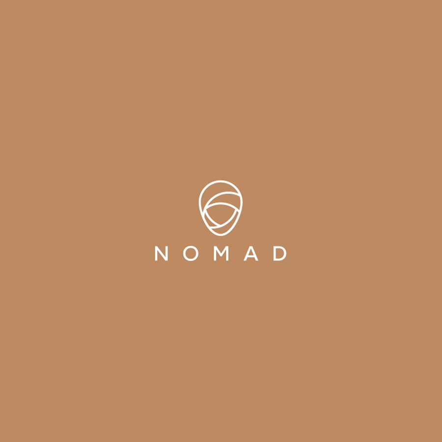 Nomad fashion logo