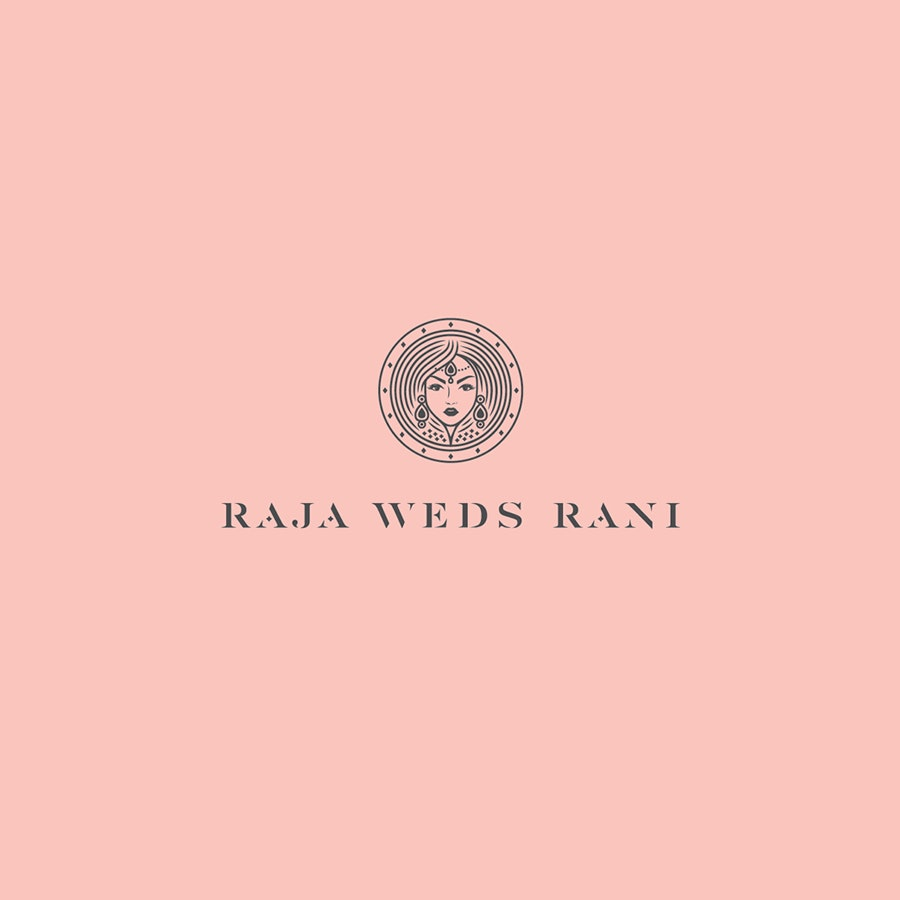 Raja Weds Rani fashion logo