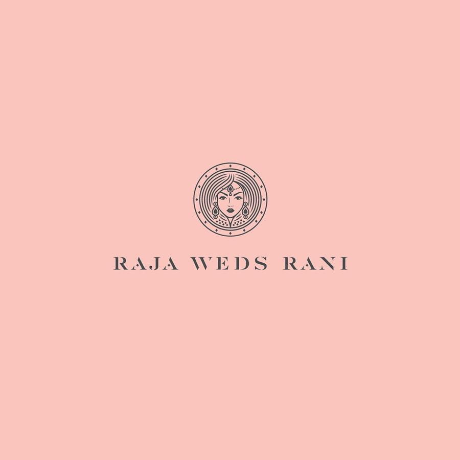 Raja Weds Rani fashion logo