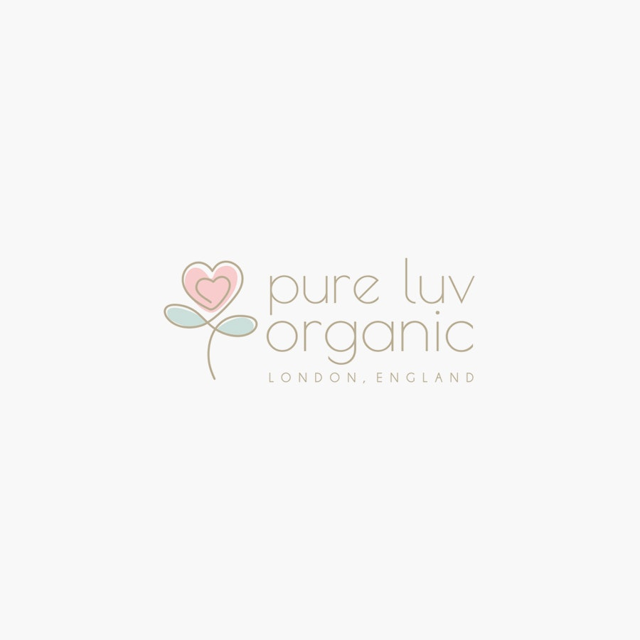 Pure Luv Organic fashion logo