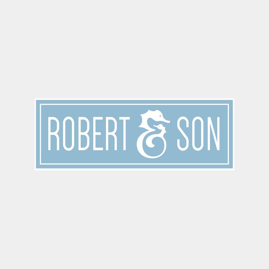 Robert & Son fashion logo