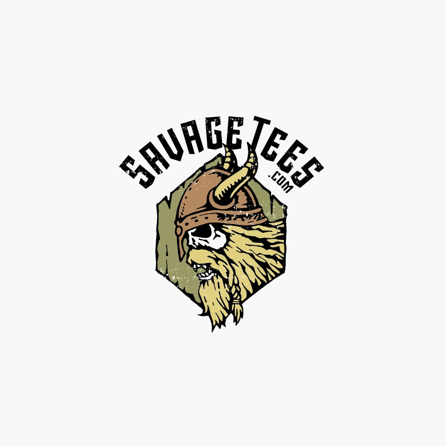 Savage Tees fashion logo
